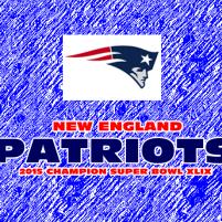 Patriots Champion Super Bowl XLIX
