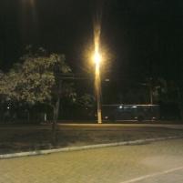A noite no Campus do Pici
