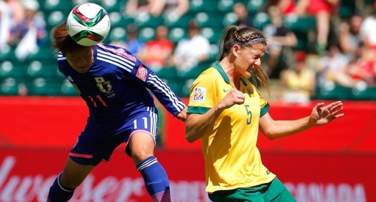 Japan wins Australia