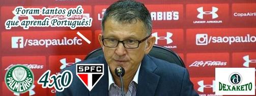 Palmeiras Goleia São Paulo