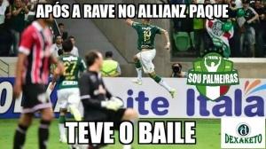Rave no Allianz Parque