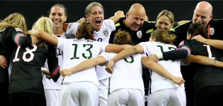 USA wins Germany - FIFA Womens World Cup Canada 2015 - dexaketo