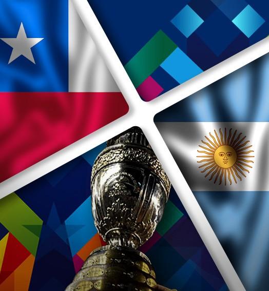 Chile x Argentina