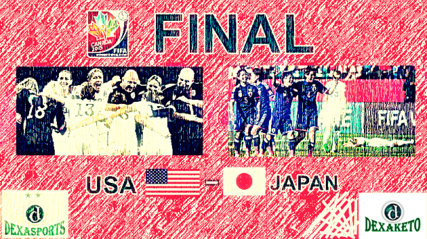 FINAL - FIFA WOMENS WORLD CUP CANADA 2015