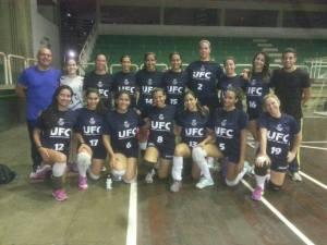 UFC volei
