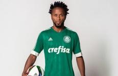 Nova camisa do Palmeiras 2015