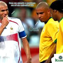 Zidane e a Seleção
