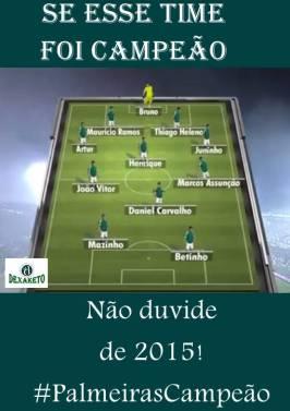Palmeiras Campeão - Dexaketo