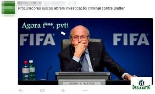 Blatter Investigado - Dexaketo