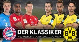 Der Klassiker - Bayern vs Borussia - Dexaketo