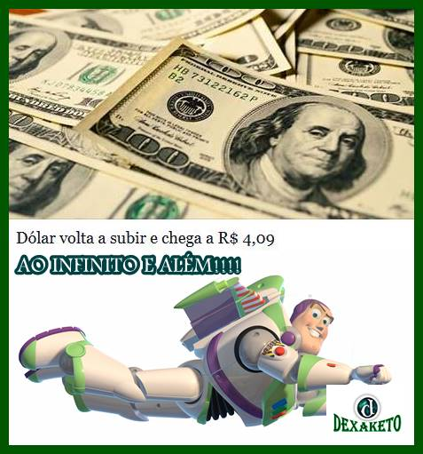 Dolar Subindo - Dexaketo