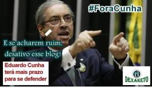 Eduardo Cunha e o Prazo para se Defender - Dexaketo