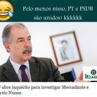 PT e PSDB unidos - Dexaketo