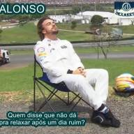 Alonso mitando - Dexaketo