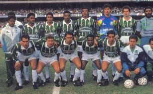 Palmeiras Anos 1990