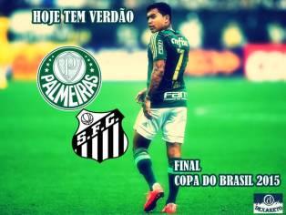 Palmeiras X Santos - Dudu - Final Copa do Brasil 2015 - Dexaketo