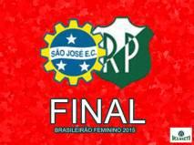 Sao Jose X Rio Preto - Final Brasileirao Feminino - Dexaketo