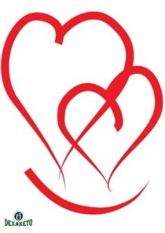 Corações - Dexaketo