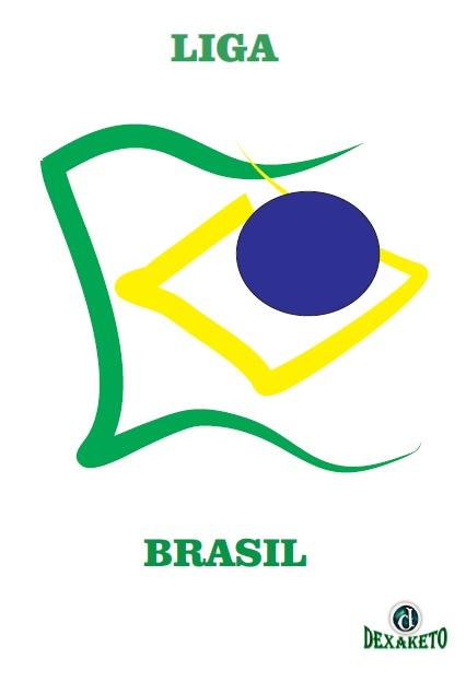 Logo Liga Brasil - Dexaketo