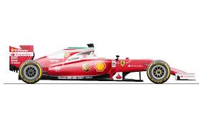 2016 F1 Ferrari