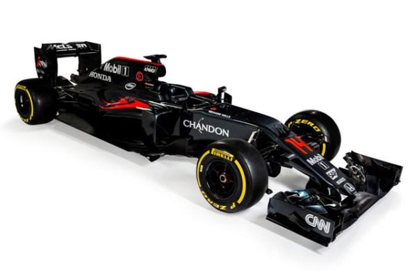 McLaren 2016