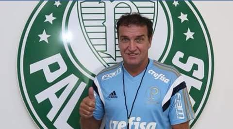 Cuca tecnico Palmeiras