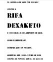 RIFA CERVEJA - Dexaketo