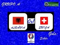 Albânia X Suiça - UEFA EURO 2016 - Dexaketo