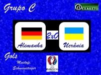 Alemanha X Ucrania - UEFA EURO 2016 - Dexaketo