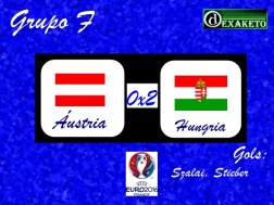 Austria X Hungria - UEFA EURO 2016 - Dexaketo