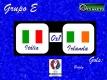 Italia X Irlanda - UEFA EURO 2016 - Dexaketo