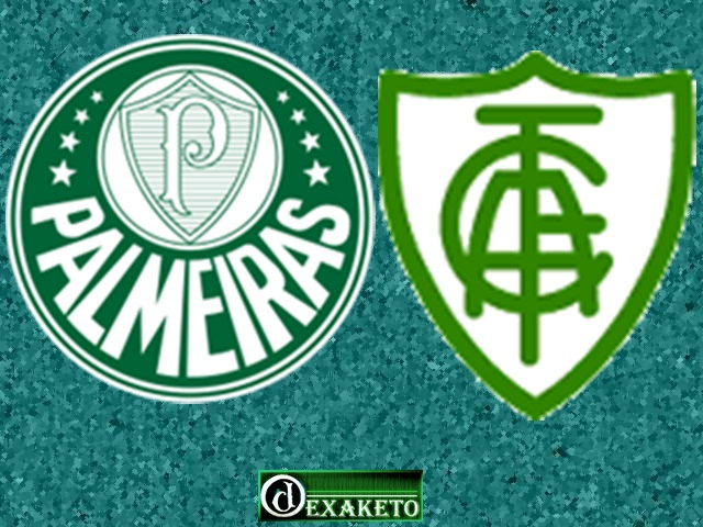 Palmeiras X América-MG - Dexaketo