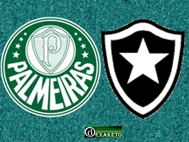 Palmeiras X Botafogo - Dexaketo