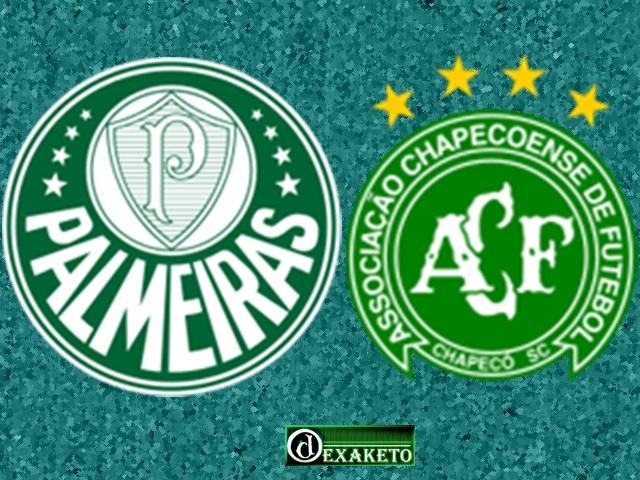 Palmeiras X Chapecoense - Dexaketo