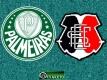 Palmeiras X Santa Cruz - Dexaketo