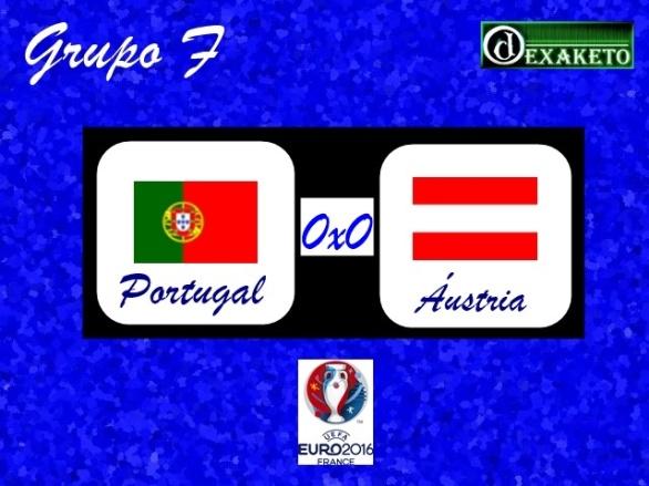 Portugal X Austria - UEFA EURO 2016 - Dexaketo