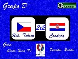 República Techeca X Croácia - UEFA EURO 2016 - Dexaketo