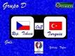 República Techeca X Turquia - UEFA EURO 2016 - Dexaketo