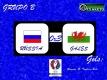 Russia x País de Gales - UEFA EURO 2016 - Dexaketo