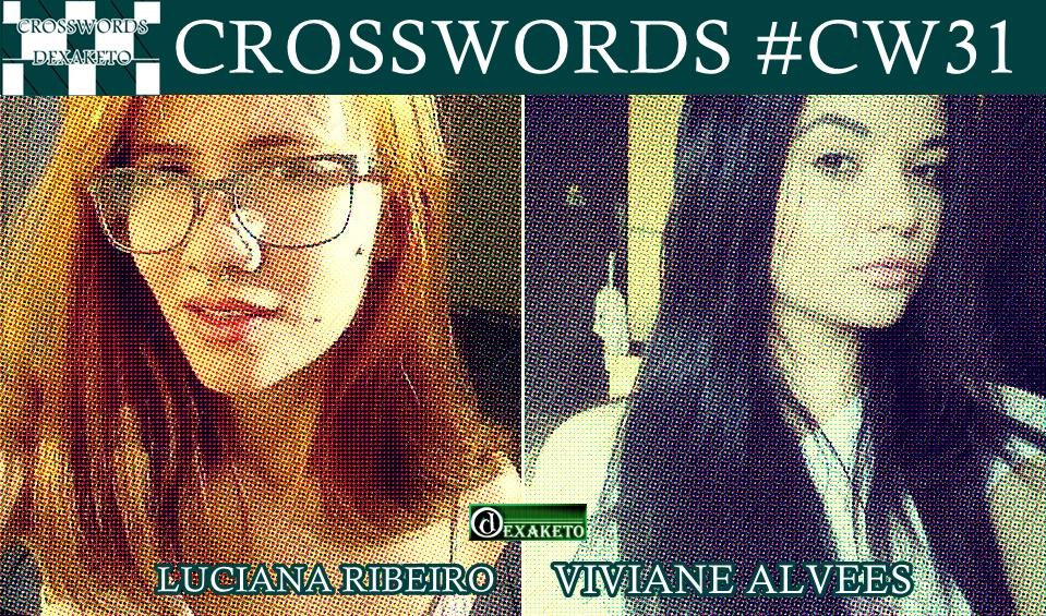 CW 31 - Luciana Ribeiro X Viviane Alves - Dexaketo