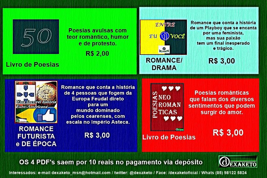 LIVROS PDF Dexaketo