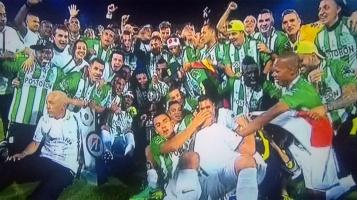 Nacional Campeon Libertadores 2016