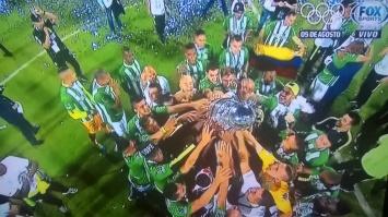 Atletico Nacional Campeao