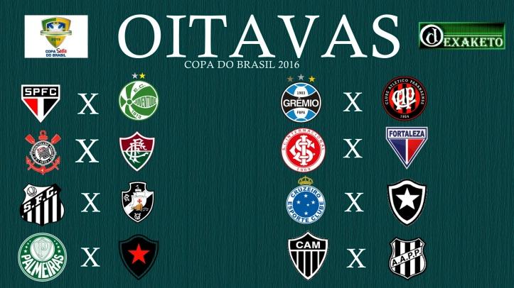 Oitavas - Copa do Brasil 2016 - Dexaketo