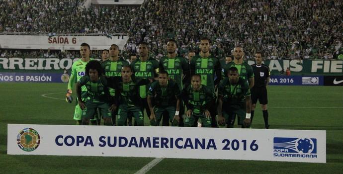Chapecoense Campeã Copa Sul-Americana 2016