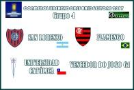 Grupo 4 - Libertadores 2017