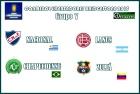 Grupo 7 - Libertadores 2017