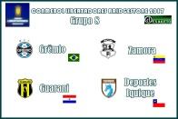 Grupo 8 - Libertadores 2017