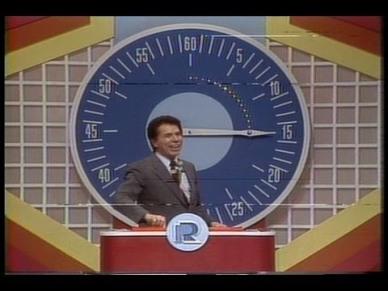 Silvio Santos no Passa ou Repassa