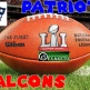 Patriots vs Falcons - Super Bowl LI - Dexaketo